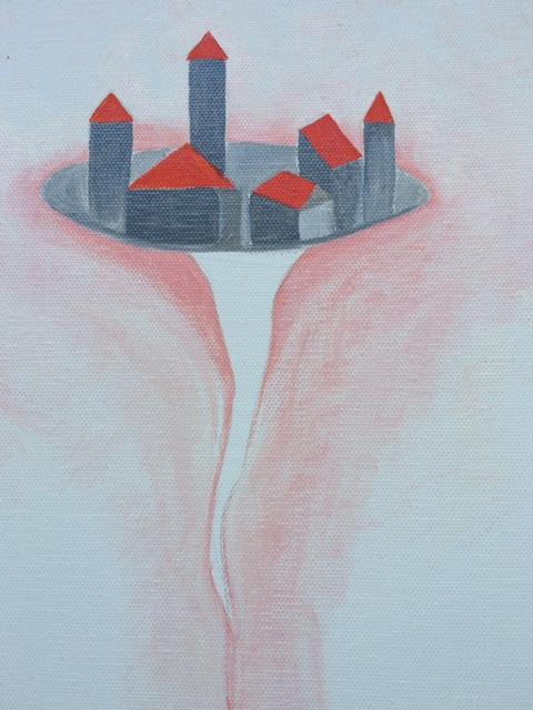 Schilderijen Onzichtbare Steden