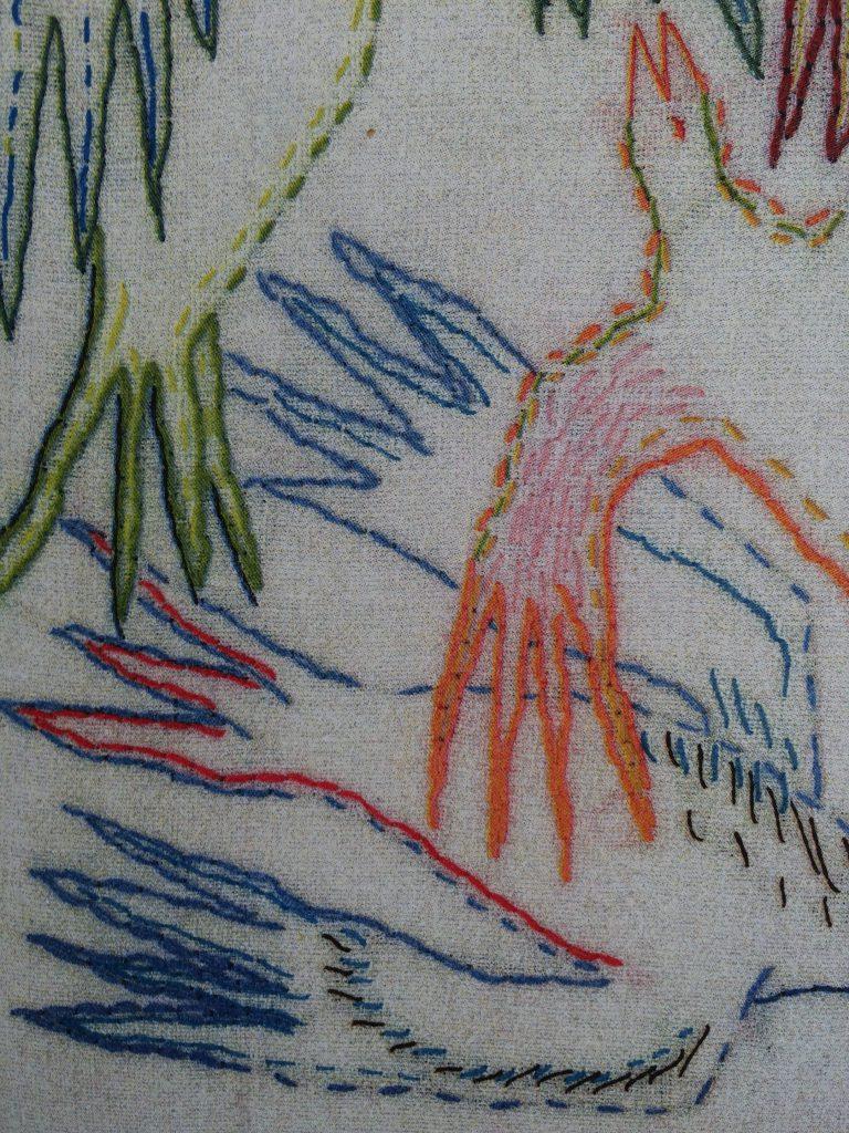 detail 1 vogelbehang