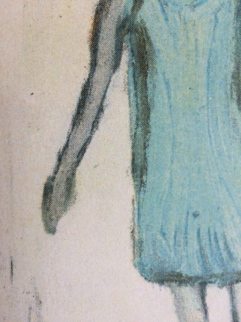 Stencildruk of risographie